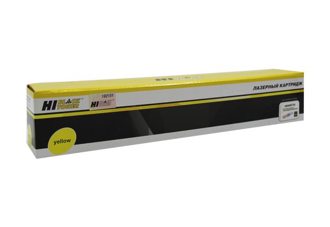Тонер-картридж Hi-Black (HB-46508733) для OKI C332/MC363,Y, 3K