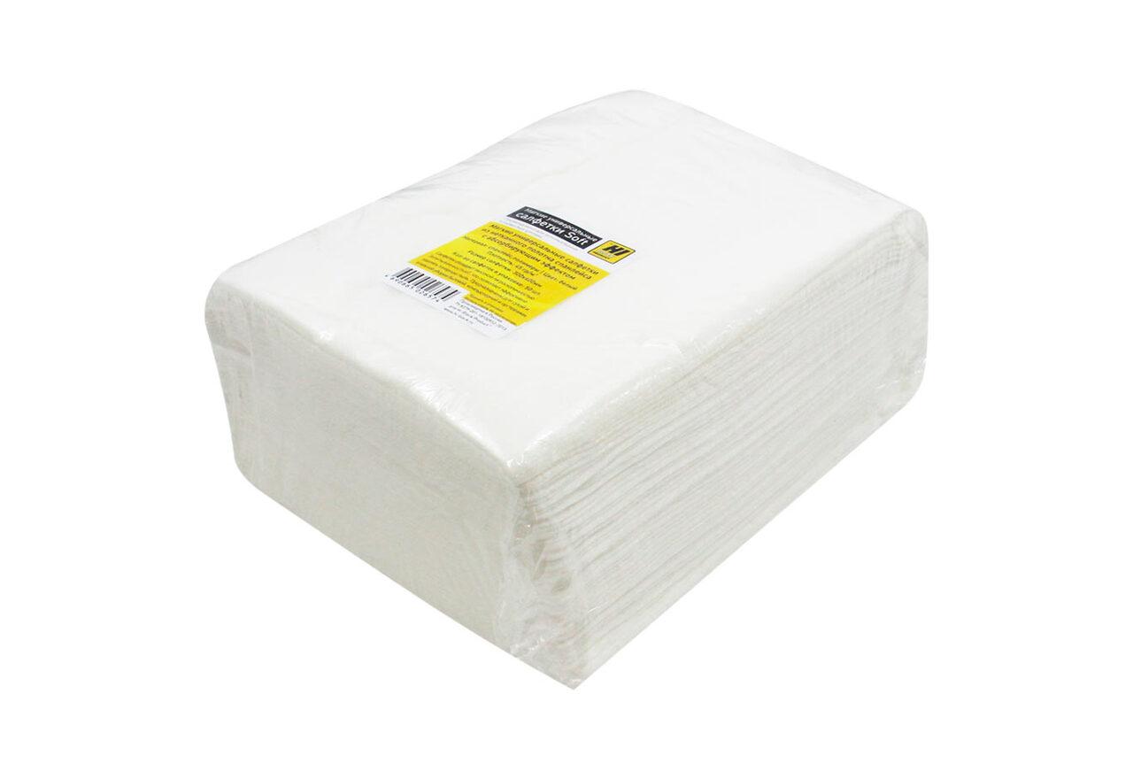 Салфетки Hi-Black универсальные Soft, мягкие сабсорбирующим эффектом, 50 шт./упак.