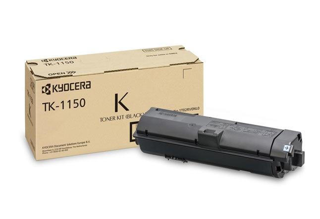 Тонер-картридж Kyocera TK-1150 для ECOSYSM2135dn/M2635dn/M2735dw/P2235dn1T02RV0NL0/1T02RT0NL0