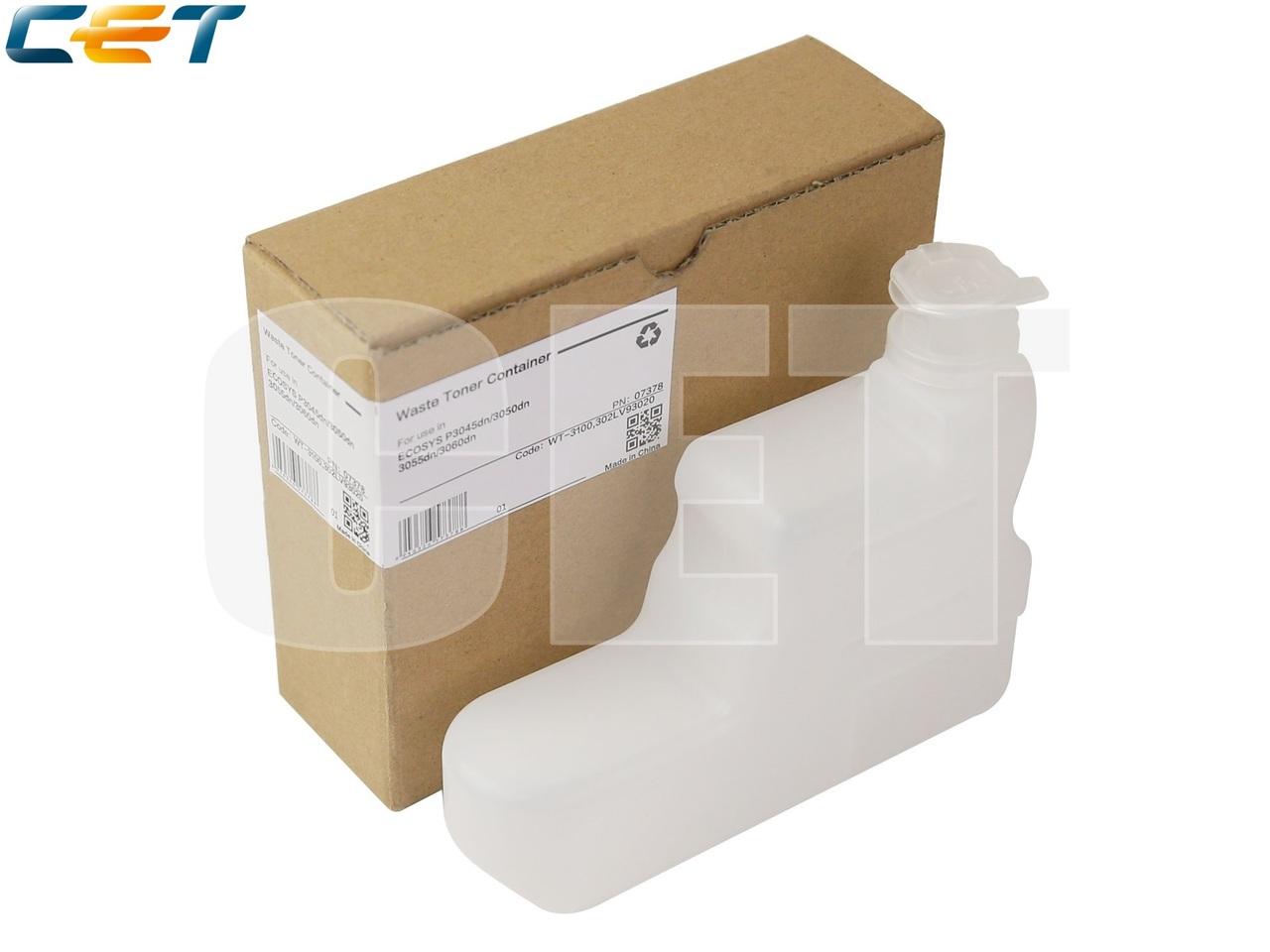 Бункер отработанного тонера для KYOCERA ECOSYSP3045dn/3050dn/3055dn/3060dn (CET), CET7378
