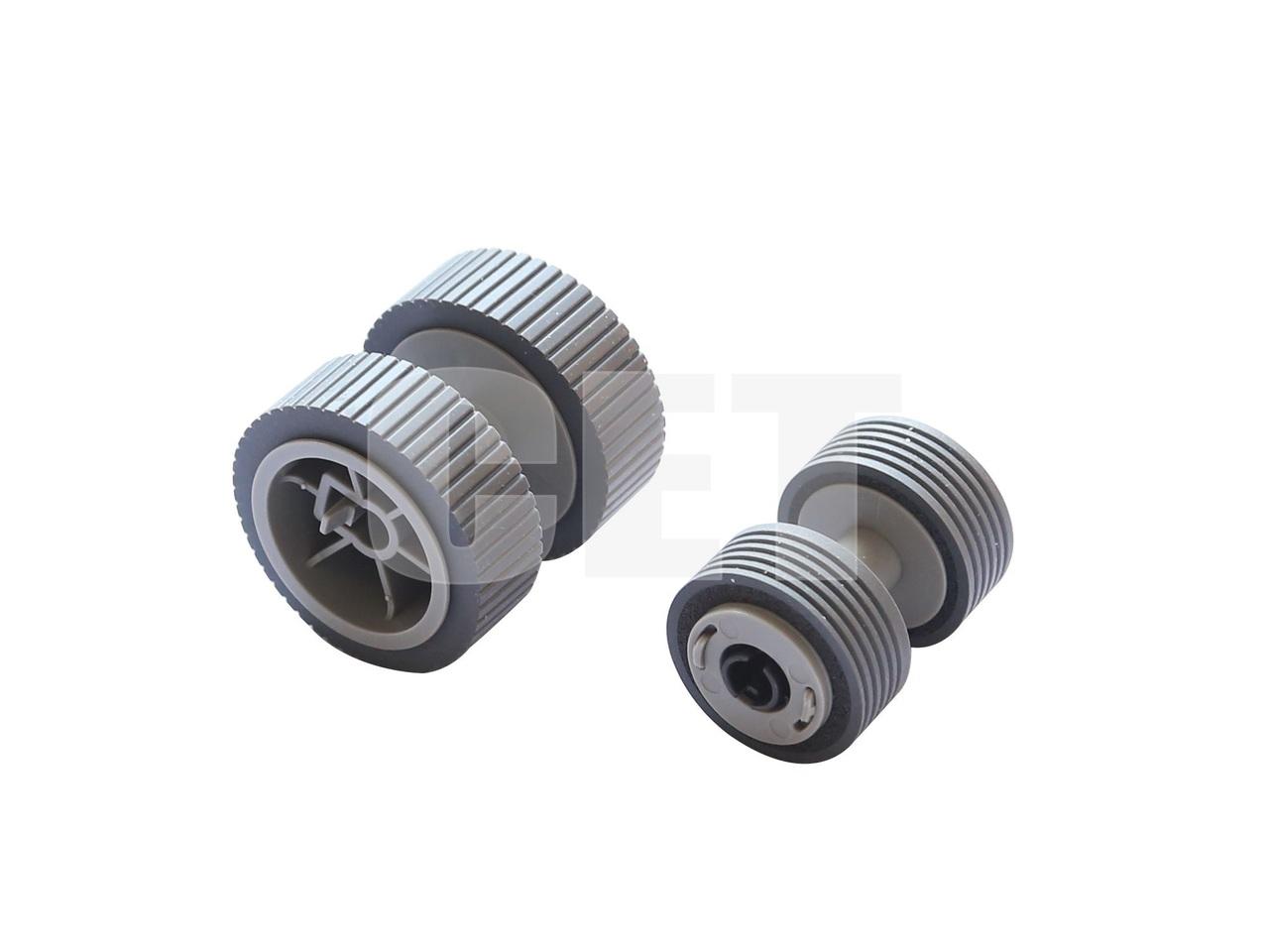 Комплект роликов PA03540-0002(1Pc), PA03540-0001(1Pc) дляFUJITSU fi-6130/6230/6140/6240 (CET), CET511006