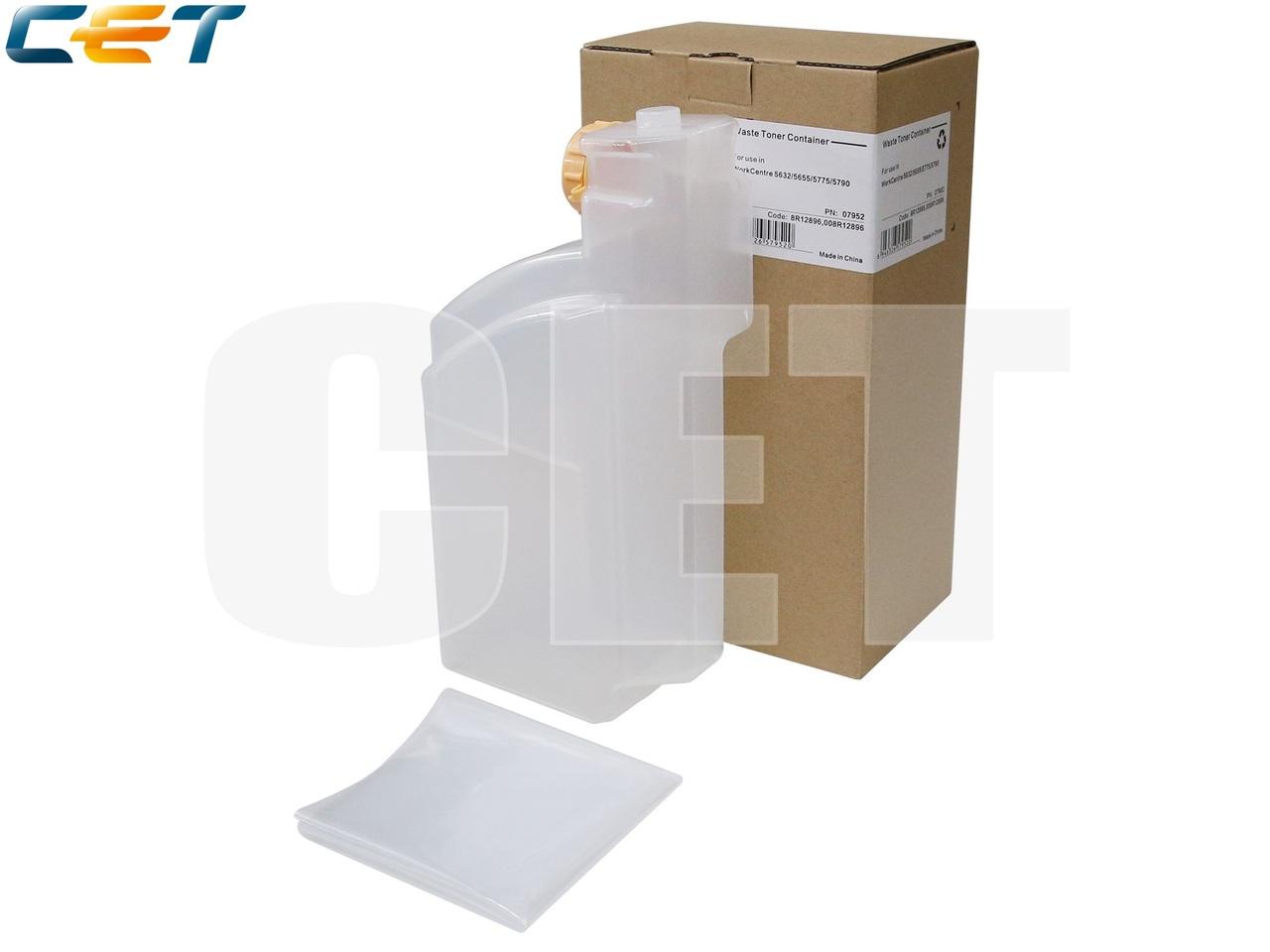 Бункер отработанного тонера 8R12896, 008R12896 для XEROXCopyCentre 232/245/C175/C35/C45/C55, WorkCentre5632/5665/5765/5865/M35/M45/M55, Pro 265/275/35/45/55(CET), CET7952