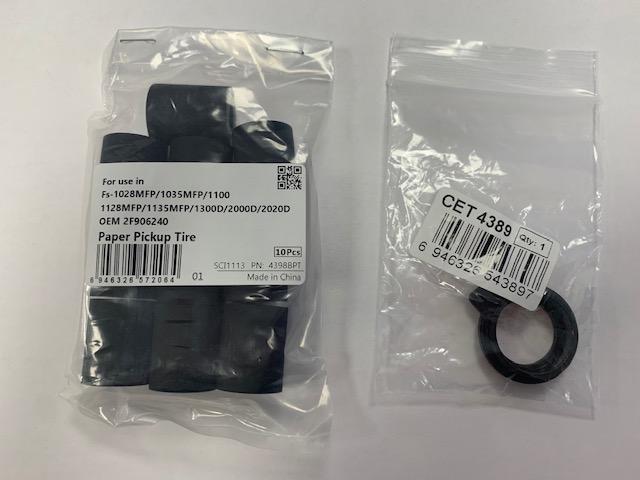 Изменение упаковок продукции CET