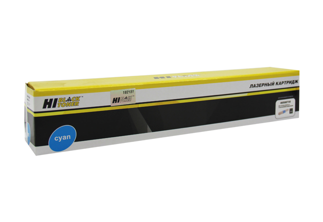 Тонер-картридж Hi-Black (HB-46508735) для OKI C332/MC363,C, 3K