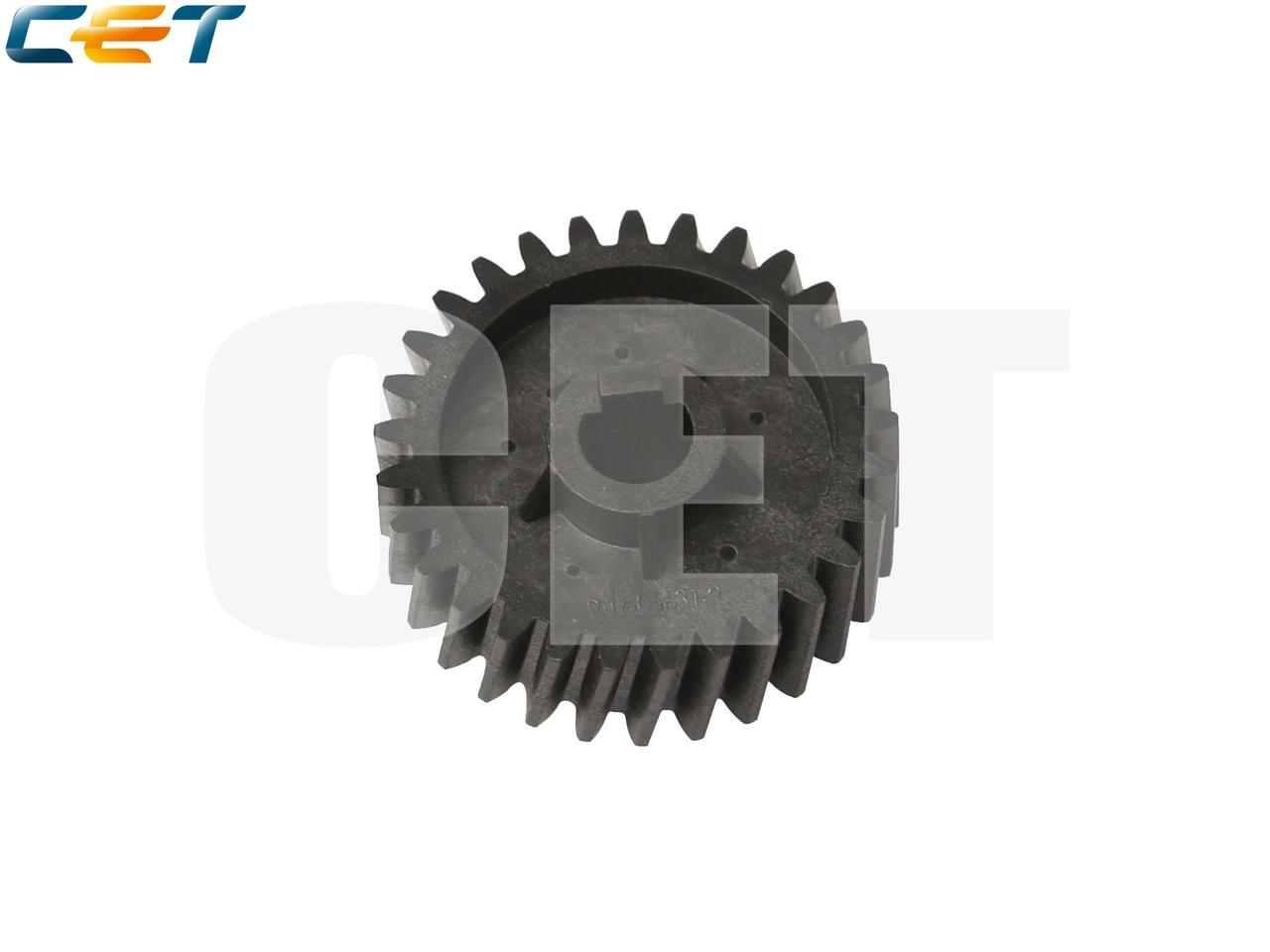 Шестерня привода резинового вала 29T RU7-0563-000 для HPLaserJet Enterprise M806/M830 (CET), CET2773