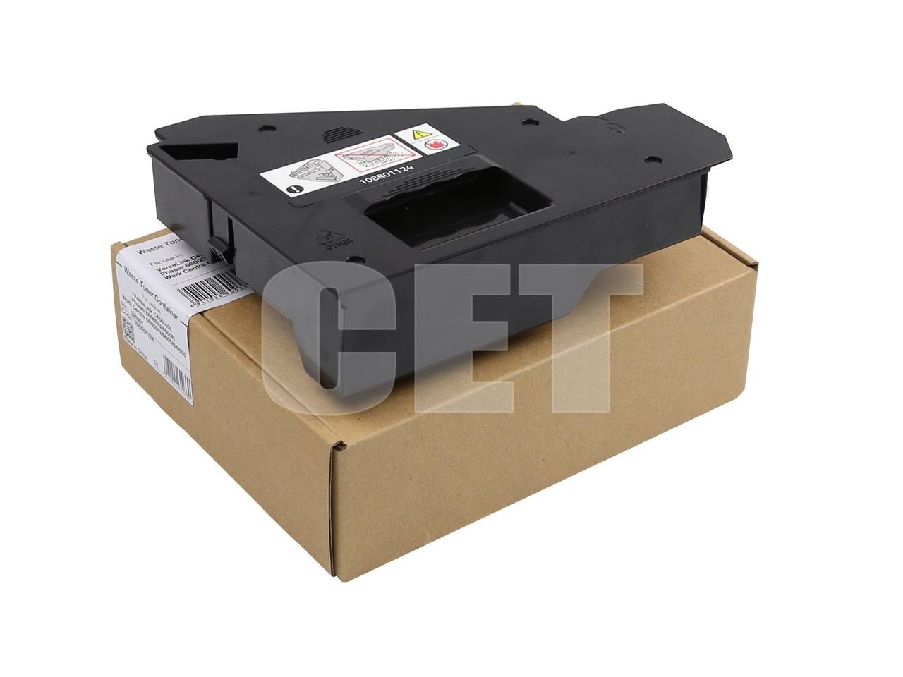 Бункер отработанного тонера 108R01124 для Xerox Phaser6600N, VersaLink C400/405 (CET), CET521001