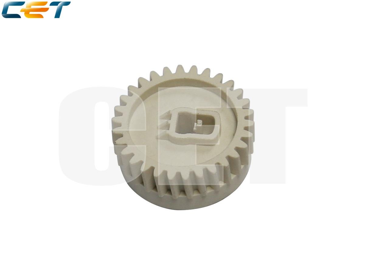 Шестерня привода резинового вала 30T RU9-0175-000 для HPLaserJet Pro M501/M506/M527 (CET), CET3104