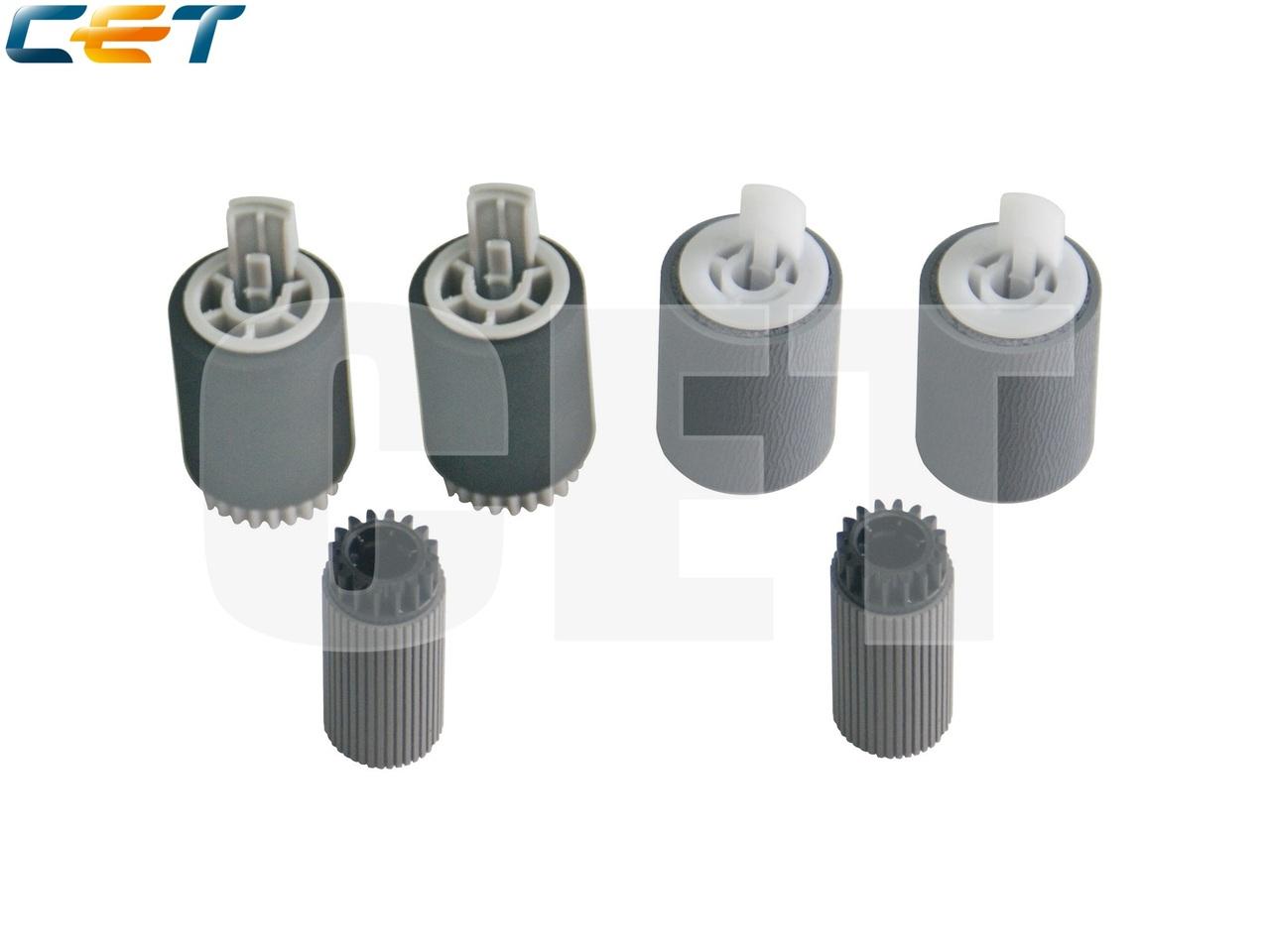 Комплект роликов FB6-3405-000 (2 шт.), FC6-7083-000 (2 шт.),FC6-6661-000 (2 шт.) для CANONiR3025/3030/3225/3230/3035/C2880/C3380 (CET), CET3986