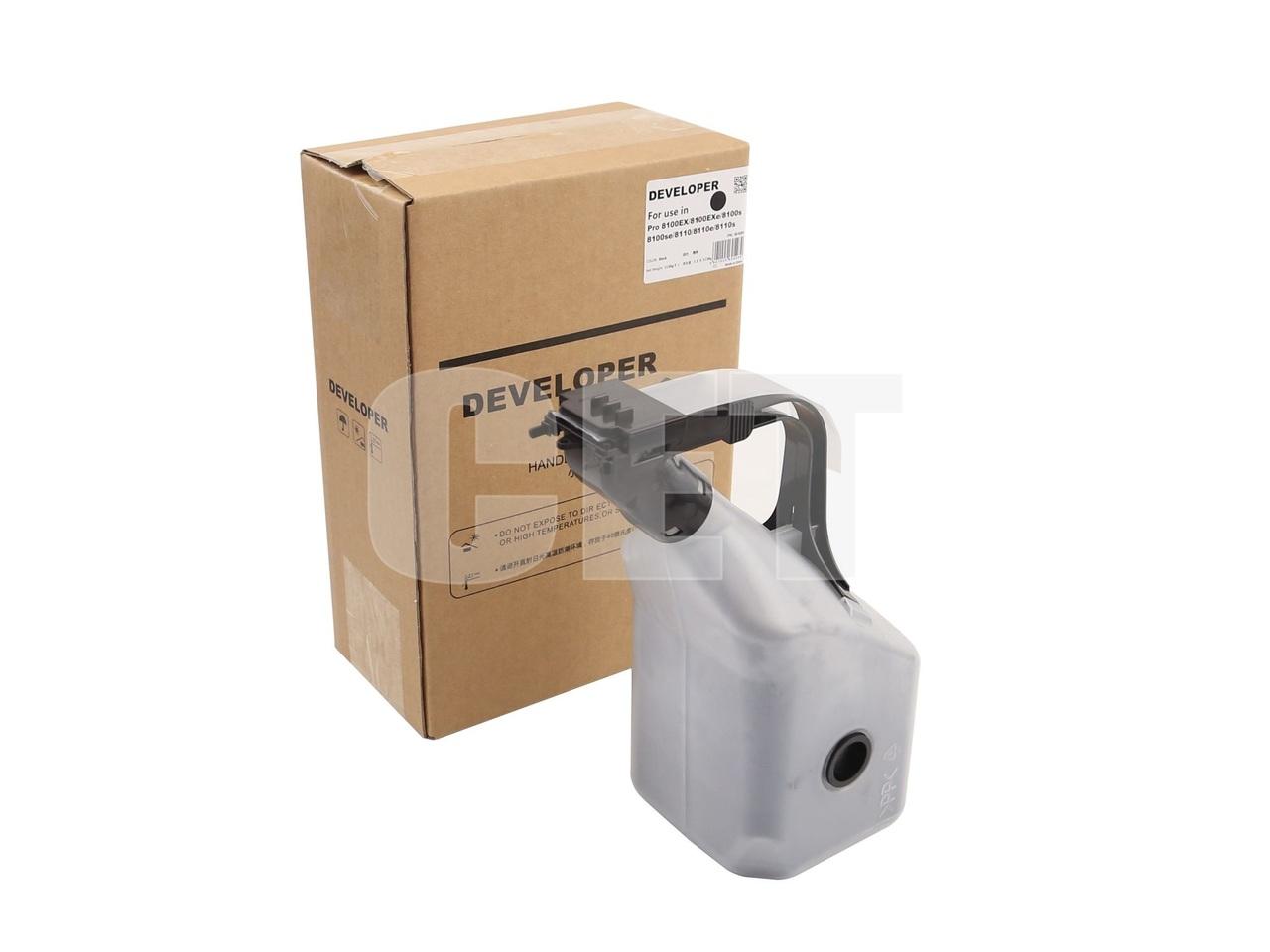 Девелопер D180-9640, D179-9640 для RICOH Pro8100s/8110/8120s (CET), 1138г, 860000 стр., CET161004