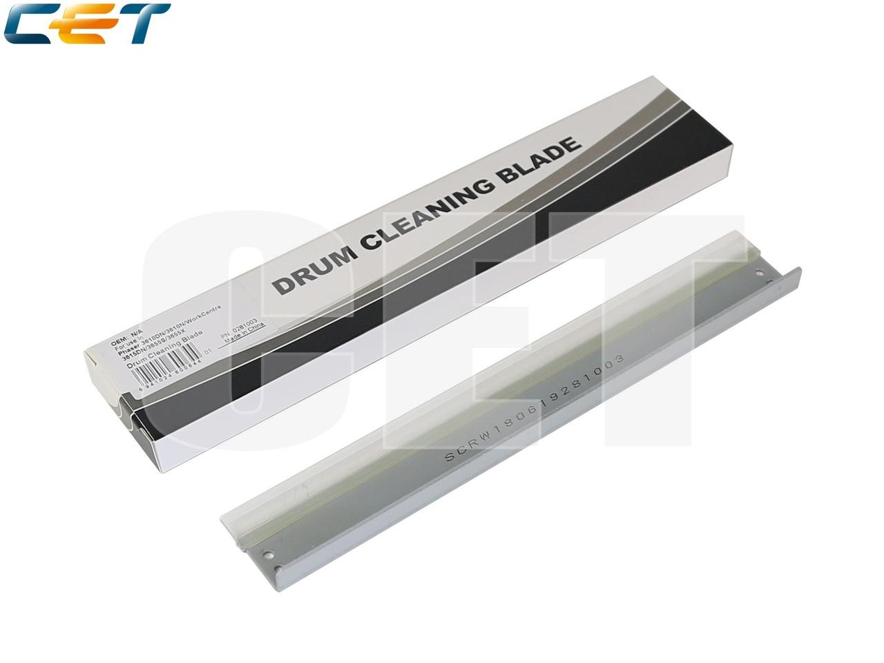 Ракель для XEROX Phaser 3610DN, WorkCentre 3615DN/3655S(CET), CET281003