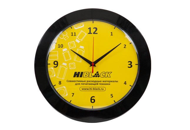 Часы настенные Hi-Black