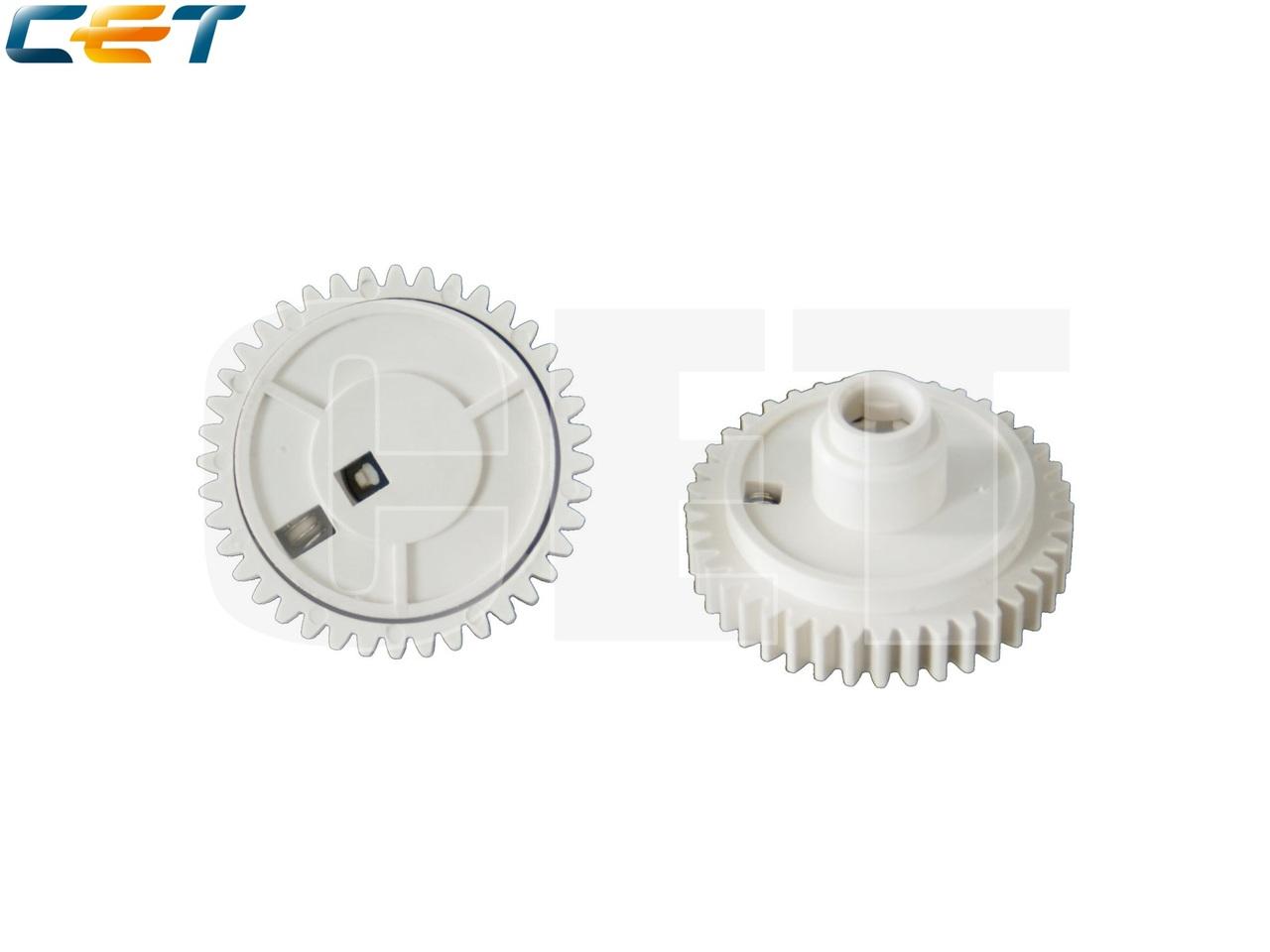 Шестерня привода резинового вала 40T RC1-3324-000 для HPLaserJet 4250/4350 (CET), CET5888