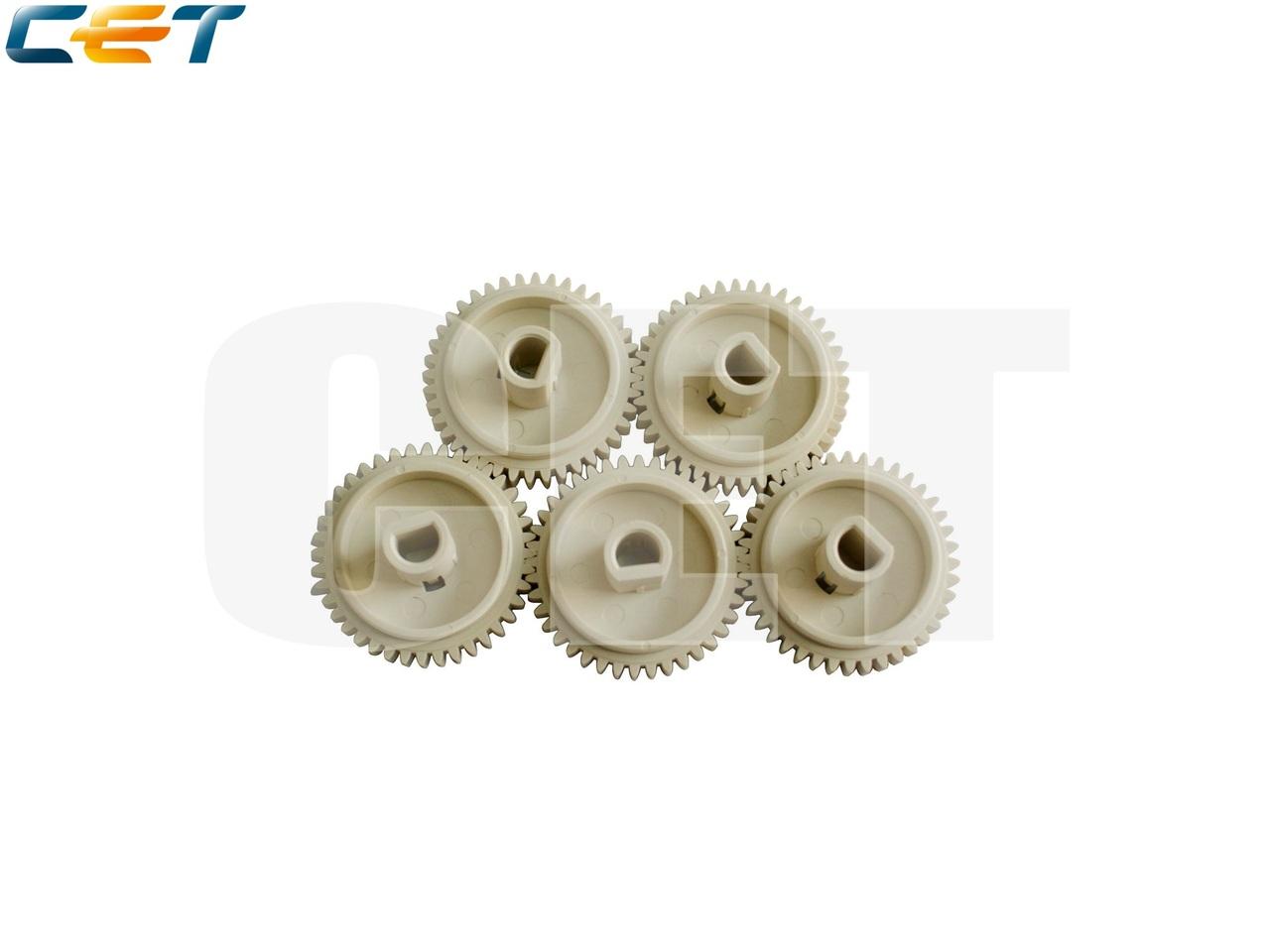 Шестерня привода резинового вала 40T RU5-0016-000 для HPLaserJet 4200/4300 (CET), CET1062