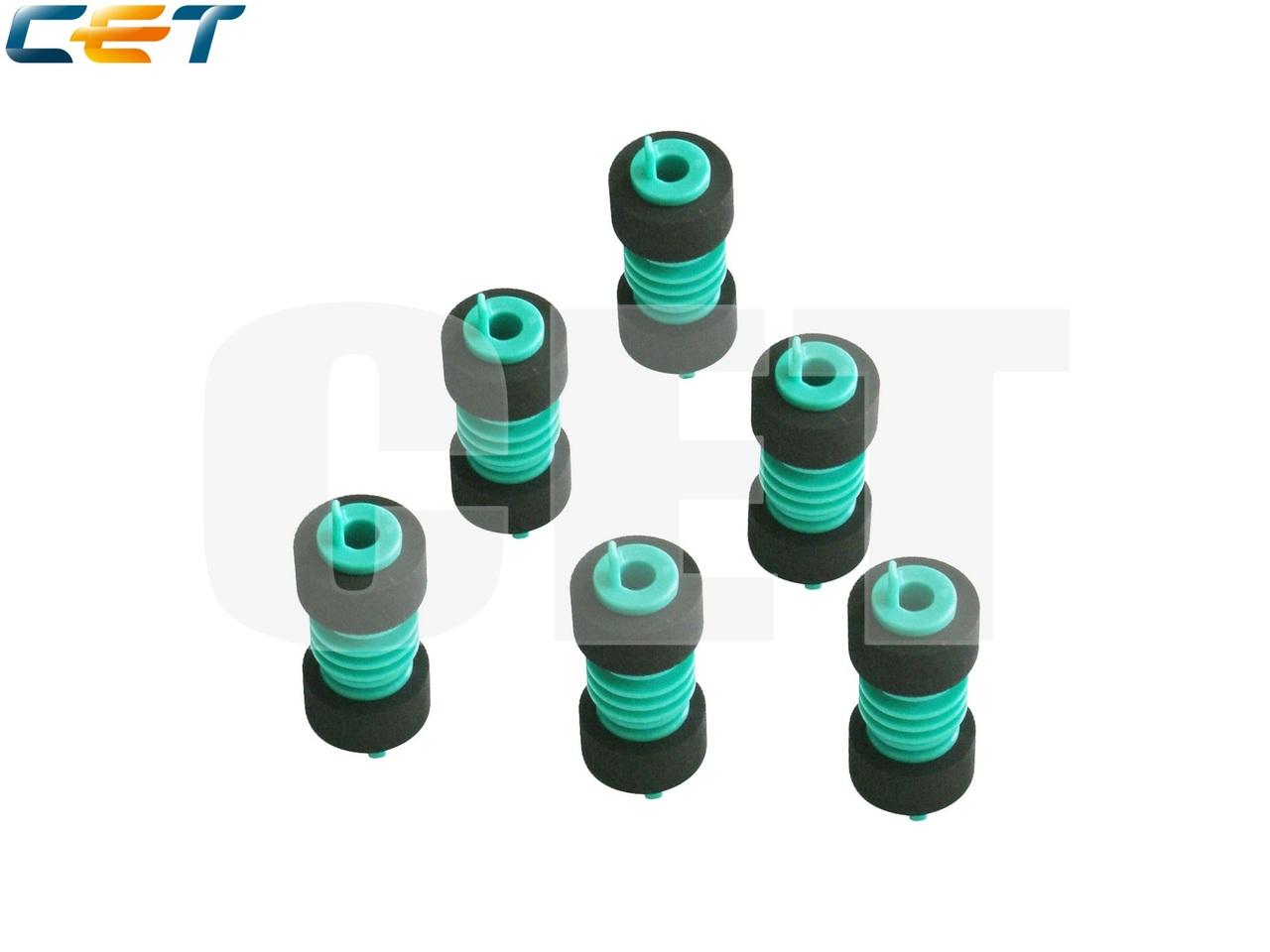 Комплект роликов 40X0594 для LEXMARKC935DN/W840/W850, XEROX Phaser 5500/5550/7700,WorkCentre 7328/7335 (CET), 6 шт/компл, CET3958