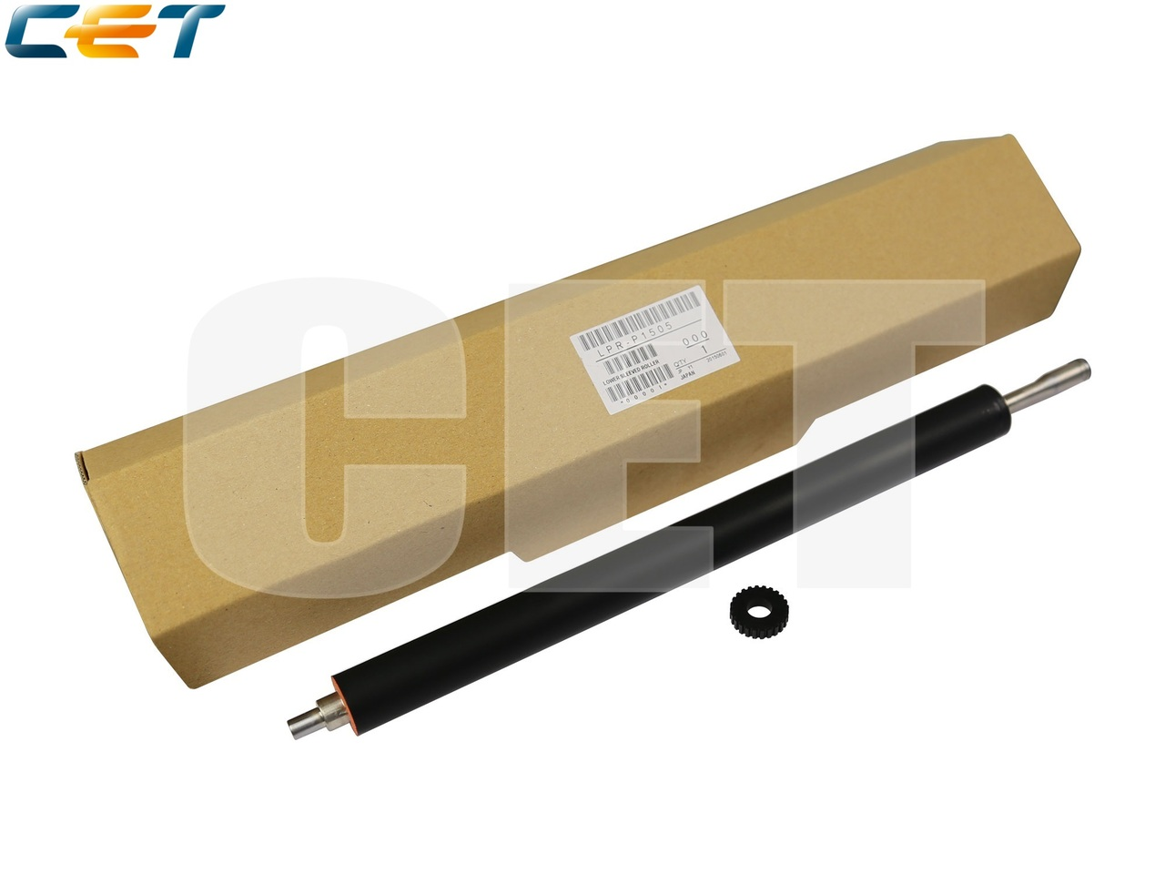Резиновый вал для HP LaserJet P1505/M1522 (CET), CET2740
