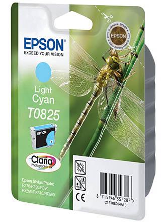 Картридж Epson Stylus R270/295/390/RX590/T50/TX800FW (O)T08254A/C13T11254A10, LC