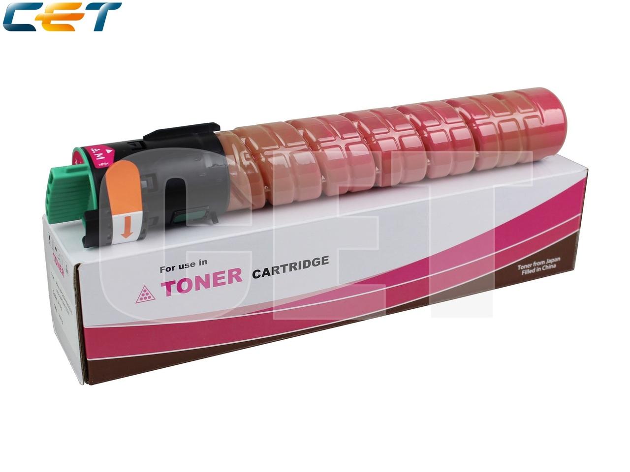 Тонер-картридж (Type 516) 841506 для RICOH AficioMPC2551/MPC2051/MPC2550/MPC2050/MPC2030 (CET)Magenta, 215г, 9500 стр., CET6462