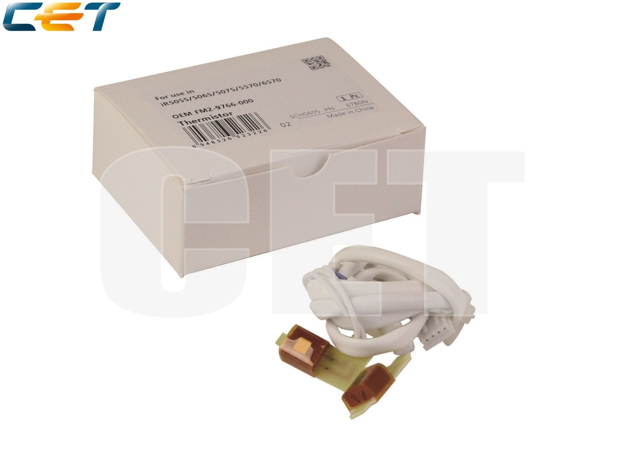 Термистор FM2-9766-000 для CANONiR5055/5065/5075/5070/6570 (CET), CET6780N