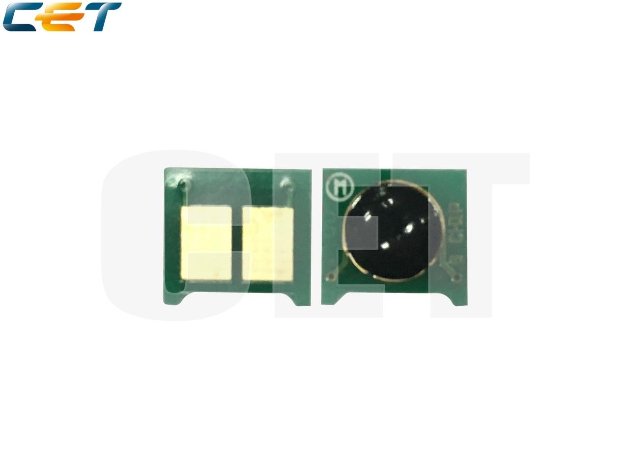 Чип картриджа CB541A, CC531A для HP Color LaserJetCP1215/CP1515/CP2025/CM2320 (CET) Cyan, (WW), (унив.),1.4K/2.8K, CET0963C