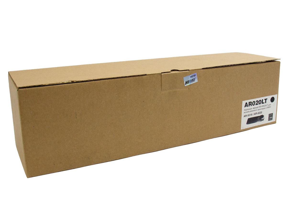 Тонер-картридж Hi-Black (HB-AR020LT) для SharpAR-5516/5520, 16К