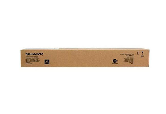 Тонер-картридж черный Sharp Sphinx/Phoenix/Griffin, 20К (О)MX60GTBB/MX61GTBB