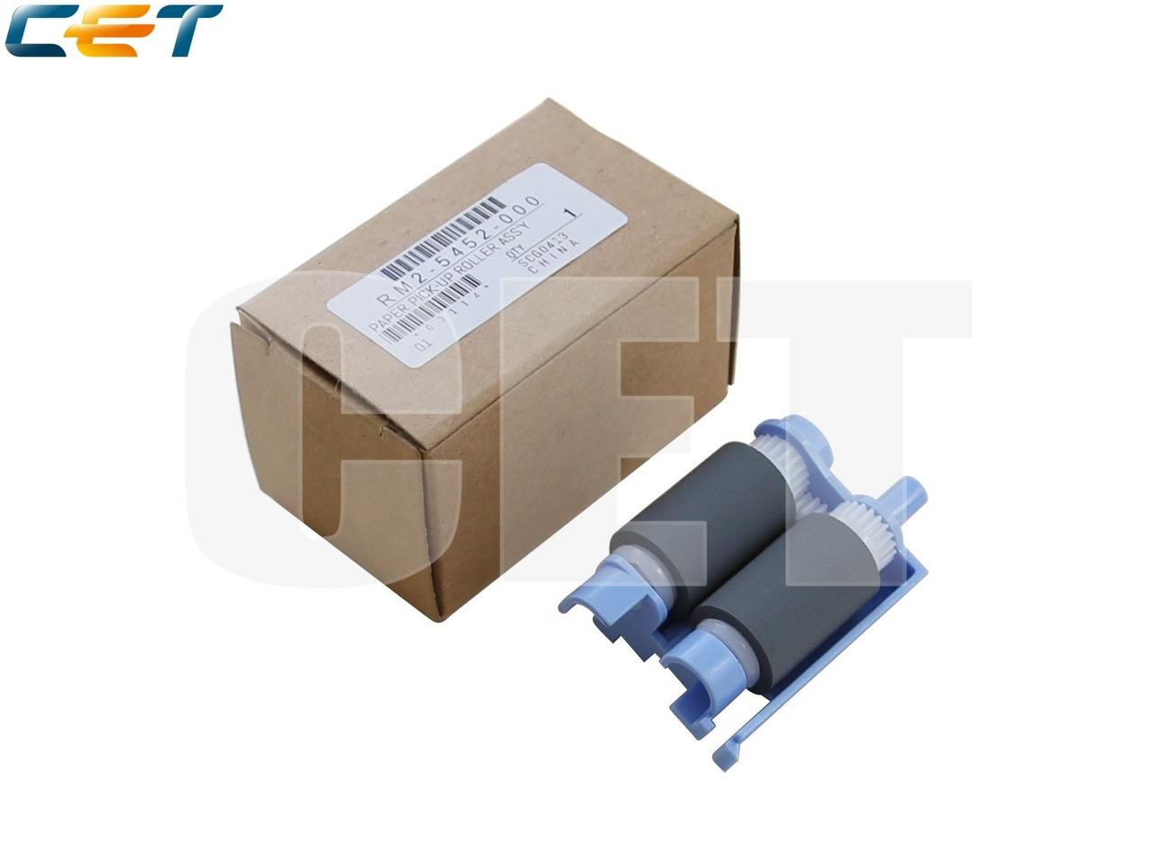 Сборка роликов подхвата/подачи 2-го лотка RM2-5452-000 дляHP LaserJet Pro M402/403/M426/427 (CET), CET3114