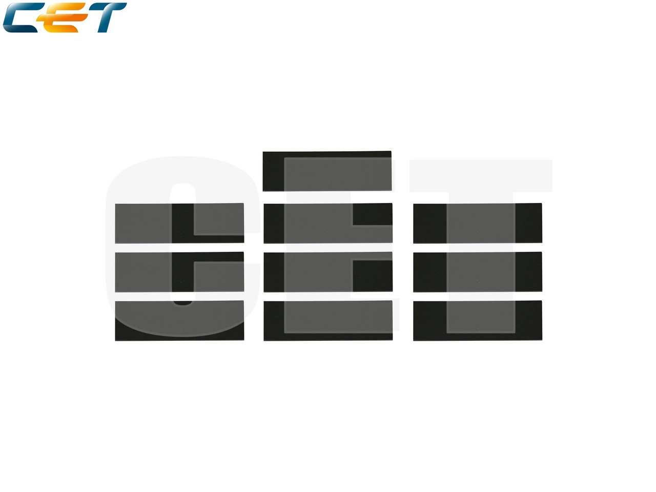 Резинка тормозной площадки для BROTHER DCP-L2540,MFC-L2700, HL-L2360DW (CET), CET2810