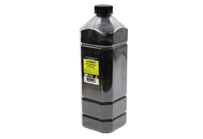 Тонер Hi-Black для Lexmark MS710dn/810dn, MX710/810, Bk,590 г, канистра