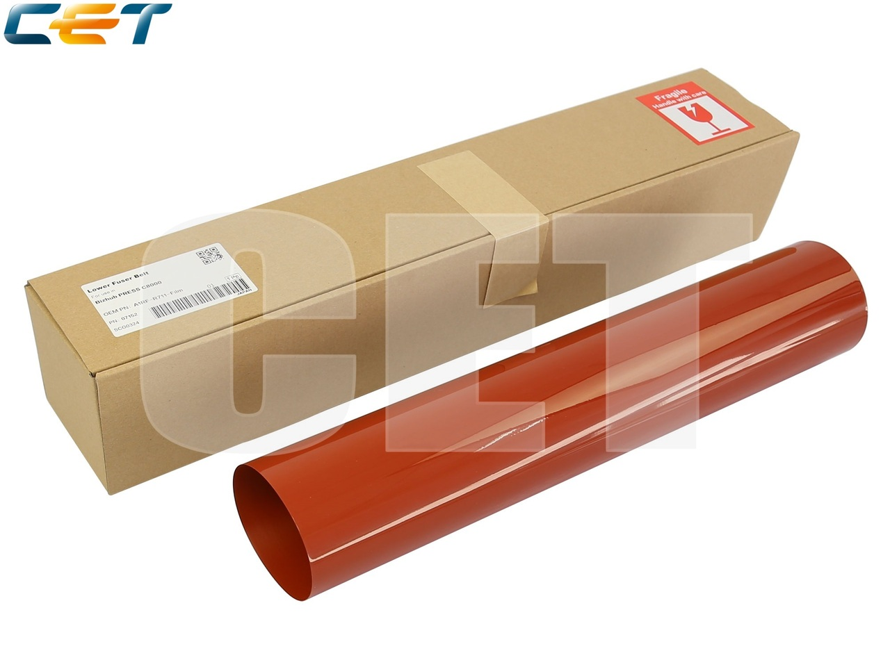 Термопленка для KONICA MINOLTA Bizhub PRESS C8000(CET), CET7152