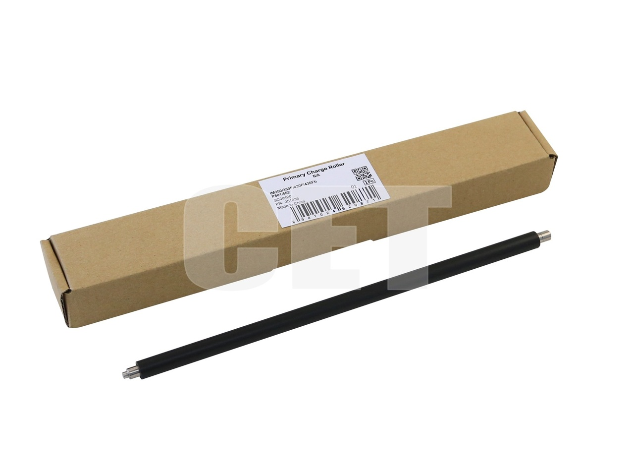 Ролик заряда для RICOH SP4510DN, MP402SPF (CET),CET251036