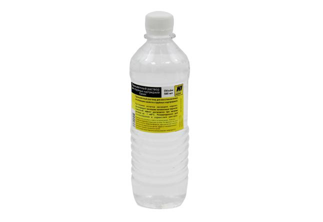 Промывочная жидкость Hi-Black для струйных картриджейEpson, 500 мл.
