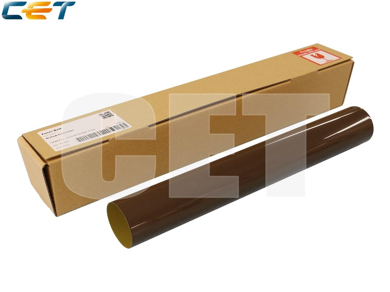 Термопленка для KONICA MINOLTA Bizhub C227/287 (CET),CET7160