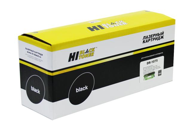 Драм-юнит Hi-Black (HB-DR-1075) для BrotherHL-1010R/1112R/DCP-1510R/1512R/MFC-1810R, 9K