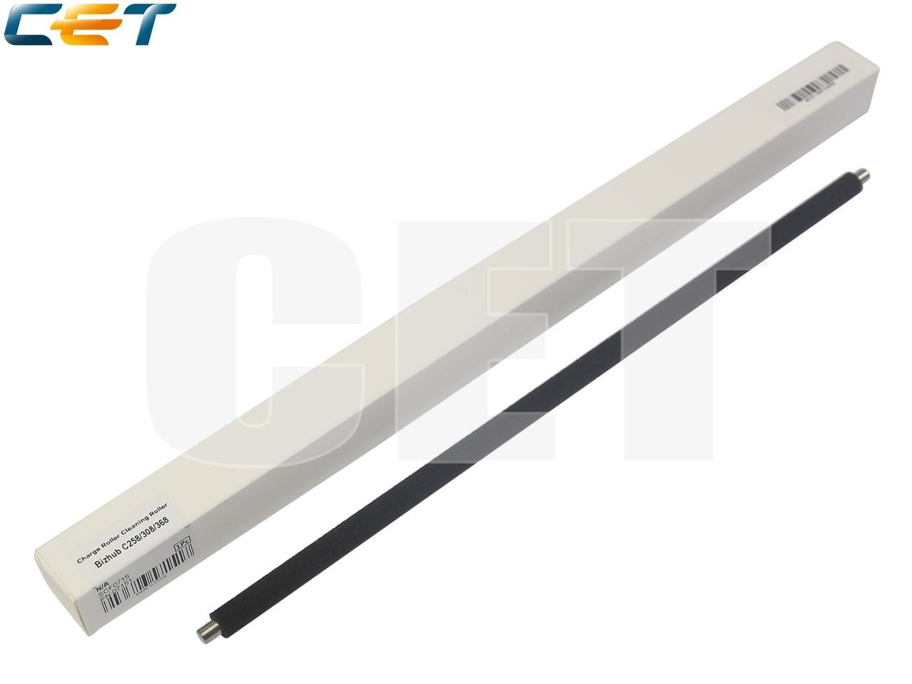 Ролик очистки ролика заряда для KONICA MINOLTA BizhubC258/C308/C368 (CET), CET7151