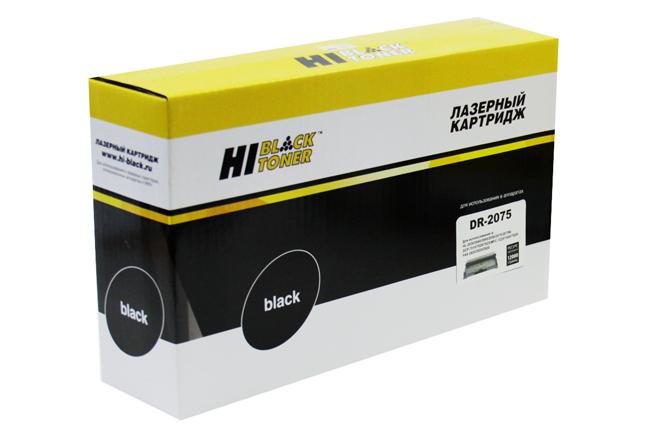 Драм-юнит Hi-Black (HB-DR-2075) для BrotherHL-2030/2040/2070/ DCP-7010/7420/7820, 12K