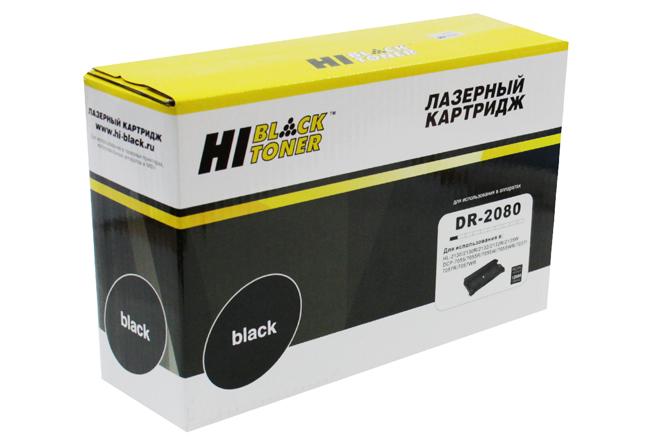 Драм-юнит Hi-Black (HB-DR-2080) для BrotherHL-2130R/DCP-7055WR, 12K