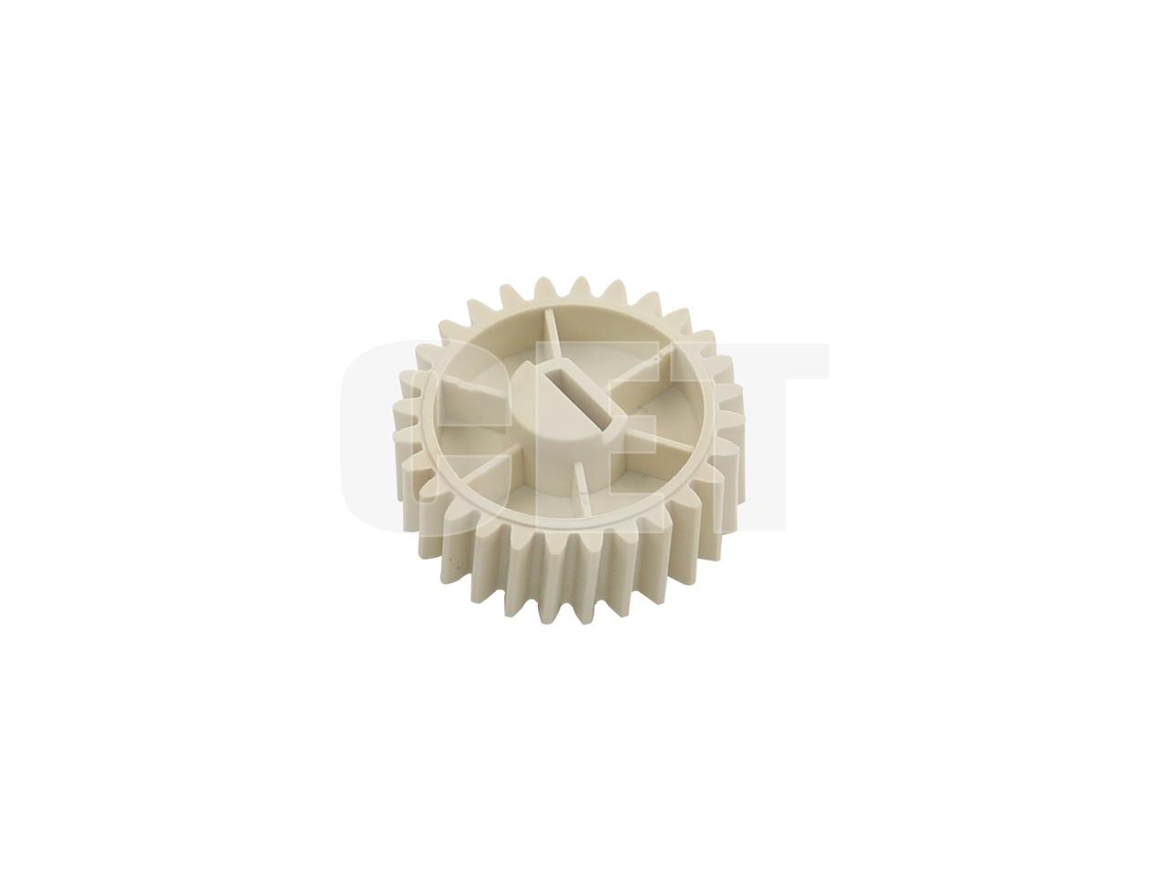 Шестерня привода резинового вала 28T для HP LaserJetEnterprise M607dn/608dn/609dn, MFP M631dn/632h (CET),CET361006