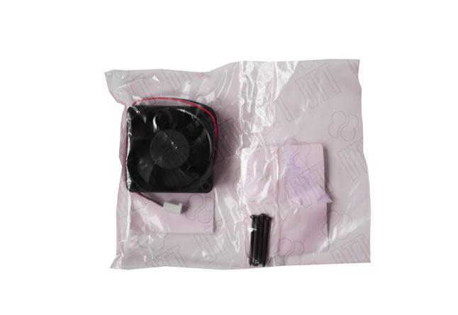 Q1271-60160 Вентилятор в сборе HP DJ 4500/Z6100 (O)