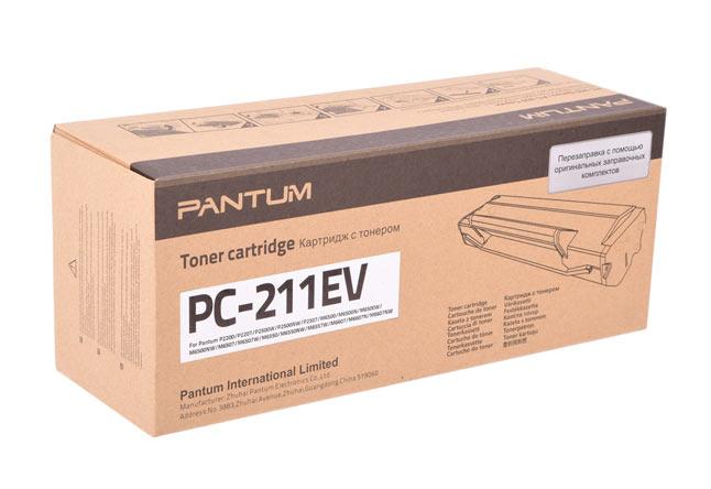 Картридж Pantum PC-211EV P2200/M6500 (О) Bk