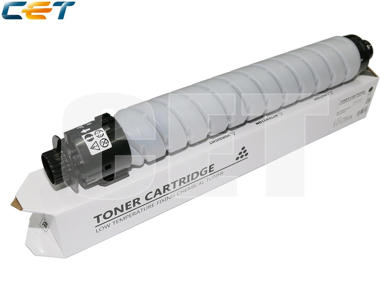 Тонер-картридж (CPP, CPT, HT8) 841925 для RICOHMPC2003/2004/2011SP (CET) Black, 285г, 15000 стр.,CET6856K