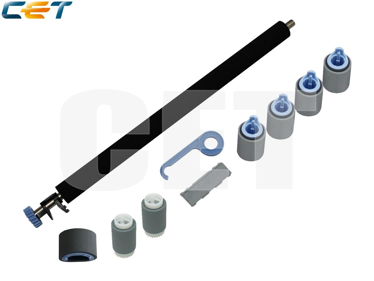 Комплект роликов RM1-0699 (1 шт), RL1-0007 (1 шт.),RM1-0036 (2 шт.), RM1-0037 (4 шт.), RL1-0019 (1 шт.) для HPLaserJet 4200/4300/4250/4350 (CET), CET5535