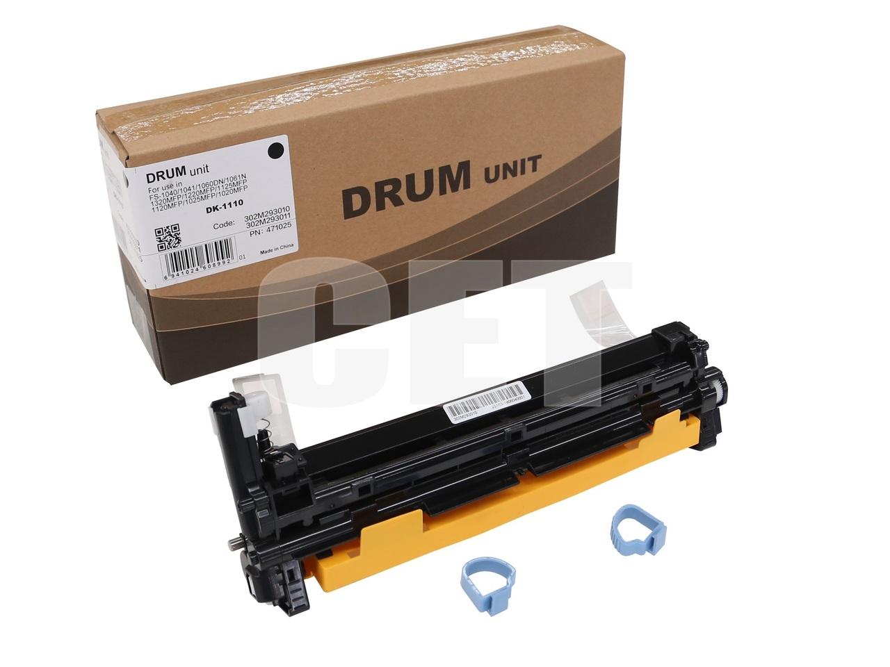 Драм-юнит DK-1110 для KYOCERAFS-1040/1060DN/1320MFP/1120MFP (CET), 100000 стр.,CET471025
