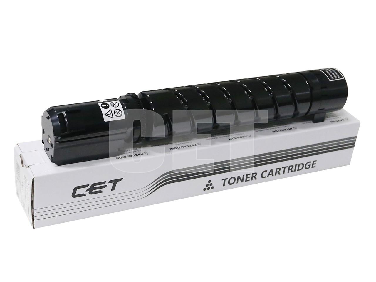 Тонер-картридж (CPP) C-EXV48 для CANON iRC1325iF/1335iF(CET) Black, 318г, 16500 стр., CET141303