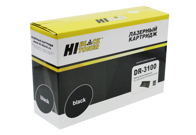Драм-юнит Hi-Black (HB-DR-3100) для BrotherHL-5240/5250/5270DN/5340D/5350DN/8370DN, 25K