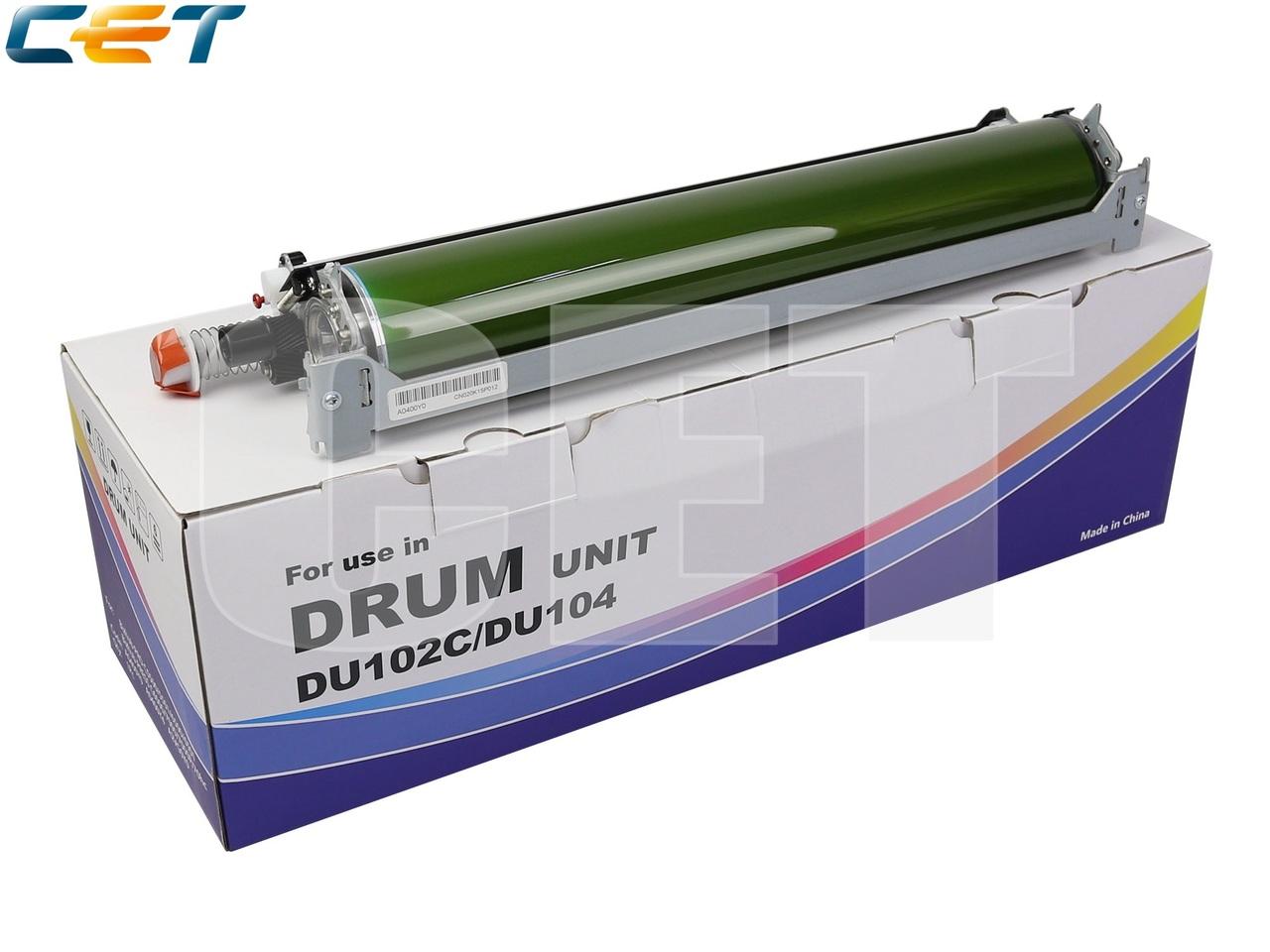 Драм-юнит DU-102C, DU-104 для KONICA MINOLTA Bizhub ProC5500/C5501/C6500/C6501 (CET), 230000 стр., CET7367