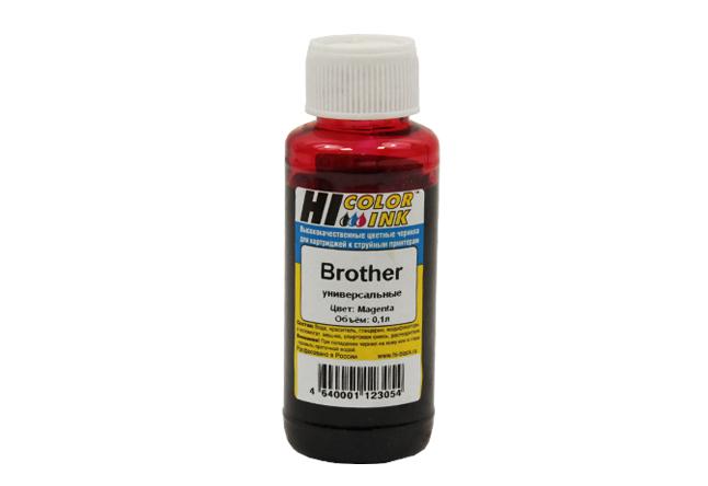 Чернила Hi-Black Универсальные для Brother (Тип B), M, 0,1 л.