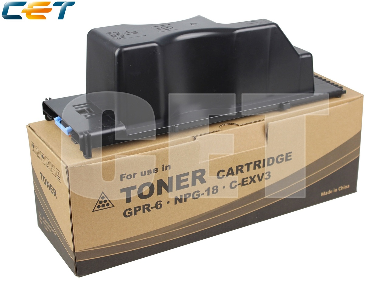 Тонер-картридж C-EXV3 для CANON iR2200/2800/3300/3320(CET), 795г, 15000 стр., CET2606