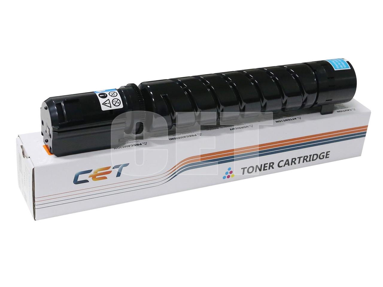 Тонер-картридж (CPP) C-EXV48 для CANON iRC1325iF/1335iF(CET) Cyan, 197г, 11500 стр., CET141304