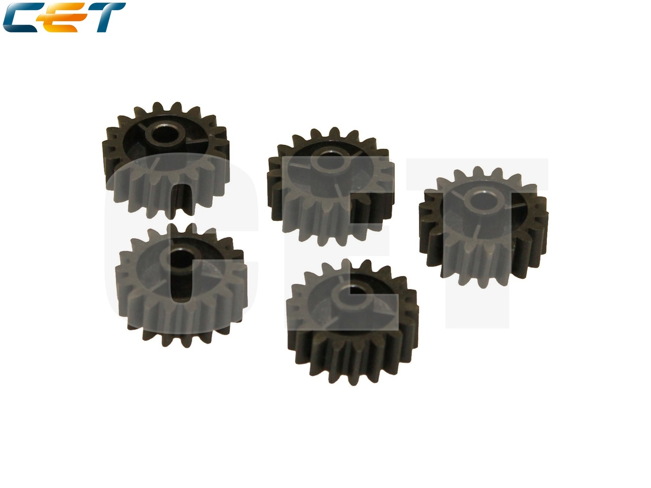 Шестерня фьюзера 18T RU7-0297-000 для HP LaserJetEnterprise 600 M601/M602/M603/M604/M605/M606/M630 (CET),CET2441