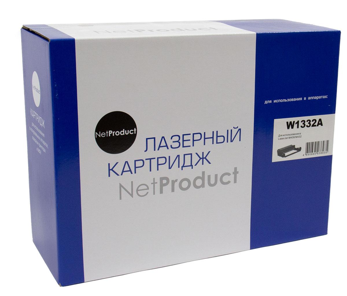 Драм-юнит NetProduct (N-W1332A) для HP Laser 408/432, 30K